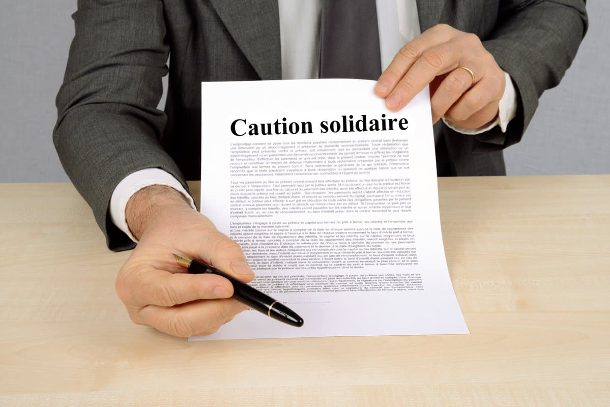 Acte de caution solidaire dans le cadre d'une location: modèle de lettre et portée de l'engagement